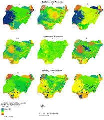 Awc Map Functional Digital Soil Mapping For The Prediction Of Available