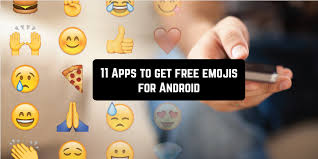 free emojis app for android 11 apps to get free emojis for android android apps for me