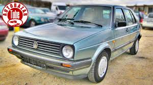 volkswagen golf 1989 vw golf ii 1 3i cl r v 1989 vyjímečný stav youtube