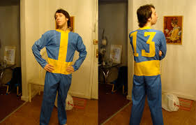 fallout vault jumpsuit vault 13 jumpsuit by burn for it on deviantart