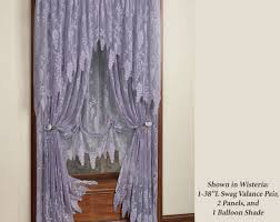 unusual valances amazing curtains dining room curtains and