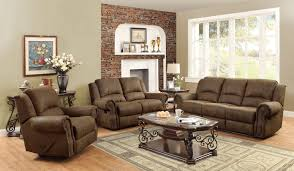 Reclining Living Room Furniture Sets by Sir Rawlinson Brown Rocker Recliner From Coaster 650153
