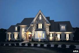 excellent exterior pot light pics landscape lighting design ideas