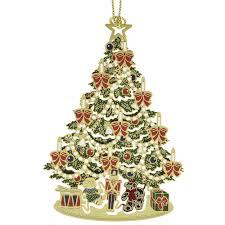 beacon design chemart clasic christmas tree ornament 57172