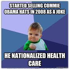 Hat Meme - commie obama hat meme ushanka us