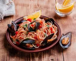 cuisiner des moules au vin blanc recette spaghetti aux moules et vin blanc sec