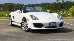 Porsche Boxster Base - 2011 porsche boxster spyder final drive review