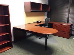 u shaped workstation desks u shaped office desk home design