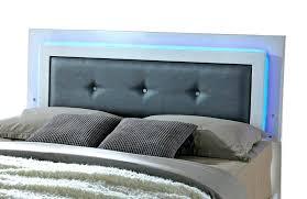 Headboard With Lights Led Headboard Light Led Headboard Bed Modern Bed With Led Light