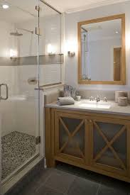 best 25 pebble tile shower floor ideas on