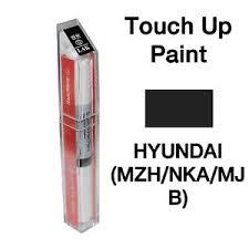 hyundai oem brush u0026pen touch up paint color code nka mzh mjb
