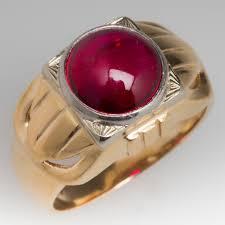 ring men vintage estate men s jewelry eragem