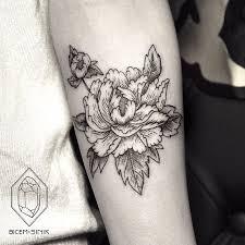 flower tattoo on ankle best tattoo ideas gallery