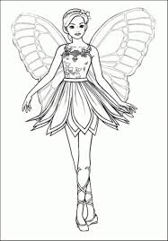 barbie island princess coloring pages barbie as the island