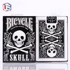 magician s favorite original bicycle skull cards