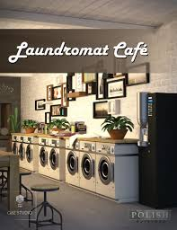 laundromat cafe 3d models and 3d software by daz 3d londry