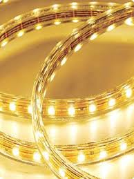 how many feet of christmas lights for 7 foot tree cbconcept 40ft warm white 120 volt high output led smd5050 flexible