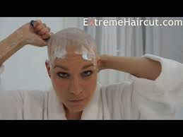extremehaircut blog self head shaving ritual youtube