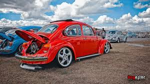 volkswagen porsche porsche bug a beautiful vw beetle rolling in porsche twist