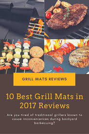 Backyard Grill Review by Top 10 Best Bbq Grill Mats In 2017