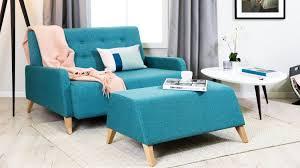 canape bleu canapé turquoise ventes privées westwing