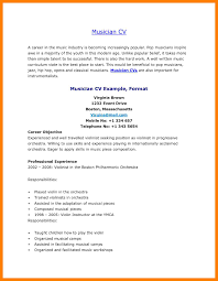 9 music resume template mla cover page