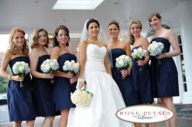 flower color for navy blue wedding u2014 the knot