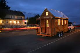 Tinyhouseblog by Mini Home Trailer Sisters On The Fly Tiny House Blog