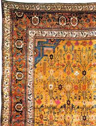 Antique Heriz Rug Lot 424 Fine Silk Persian Antique Heriz Rug