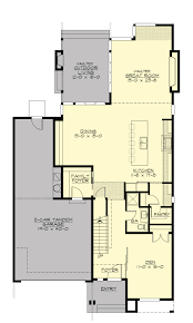 Contemporary Plan Contemporary Style House Plan 4 Beds 3 00 Baths 3110 Sq Ft Plan
