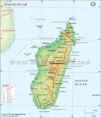 Map Of France And Surrounding Countries by Madagascar Map Map Of Madagascar