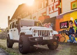 2005 jeep unlimited lifted storm jeeps a new concept in custom jeep builds