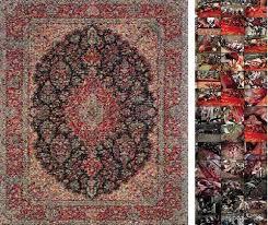 Red Carpet Rug Red Carpet 2 By Rashid Rana On Artnet