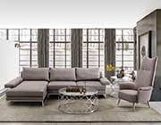 Gray Fabric Sectional Sofa Fabric Sectional Sofas