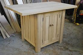 oak kitchen island handmade solid oak kitchen island breakfast bar 45mm thick top