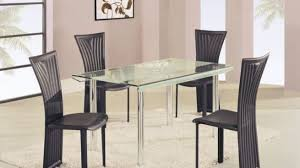 glass top for dining room table fabulous download rectangular glass top dining table proserpine
