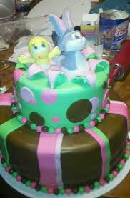 looney tunes baby shower lil this n that baby looney tunes cake