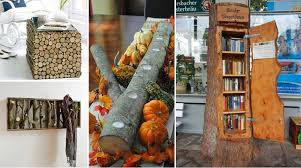 Buy Rustic Home Decor 35 Diy Log Ideas Take Rustic Decor To Your Home