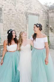 tulle skirt bridesmaid baby blue bridesmaid tulle skirts princess
