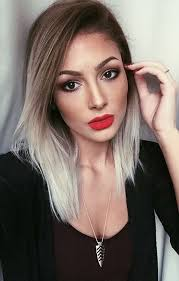 Bob Frisuren Ombre Look by 10 Two Tone Hair Colour Ideas To Dye For Ombre Hair Style