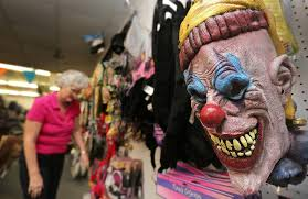 Entertainment For Halloween Party Scary Clowns Halloween May Not Be A Good Mix This Year Daily Press