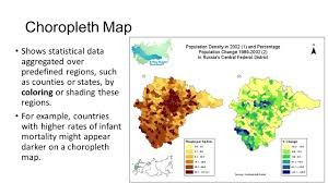 Choropleth Map Example Regions Ppt Video Online Download
