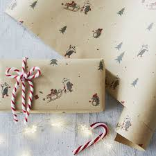 christmas wrapping paper and cards the white company uk