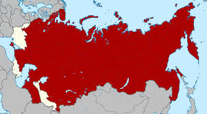 Ussr Map Size And Shape Of Russia U2013 Debunking Mandela Effects