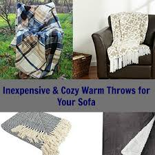 Throws For Sofa by Inexpensive U0026 Cozy Throws For Your Sofa