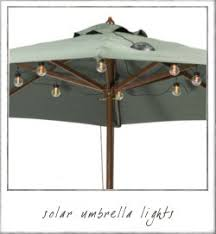 Patio Umbrellas With Led Lights Lights In Patio Umbrella Looks Lovely At Unbrella S