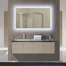 lighted bathroom wall mirror large mirrors lighted wall mirror for elegant vanity design ideas