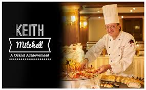 grand chef cuisine keith mitchell a grand achievement food drink guides
