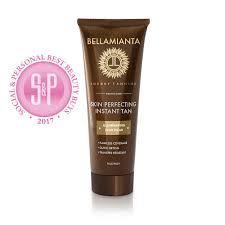 bellamianta clean nutritious luxury tanning