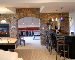 Pictures Of Finished Basement by Finished Basement Ideas Houzz